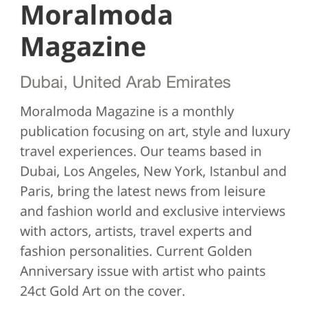 Moralmoda Magazine