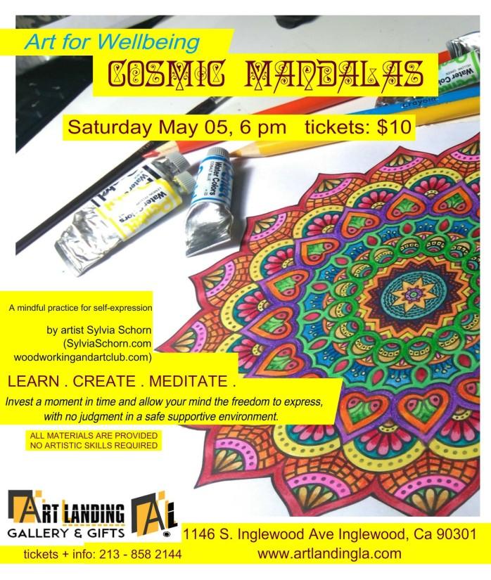cosic mandala  workshop