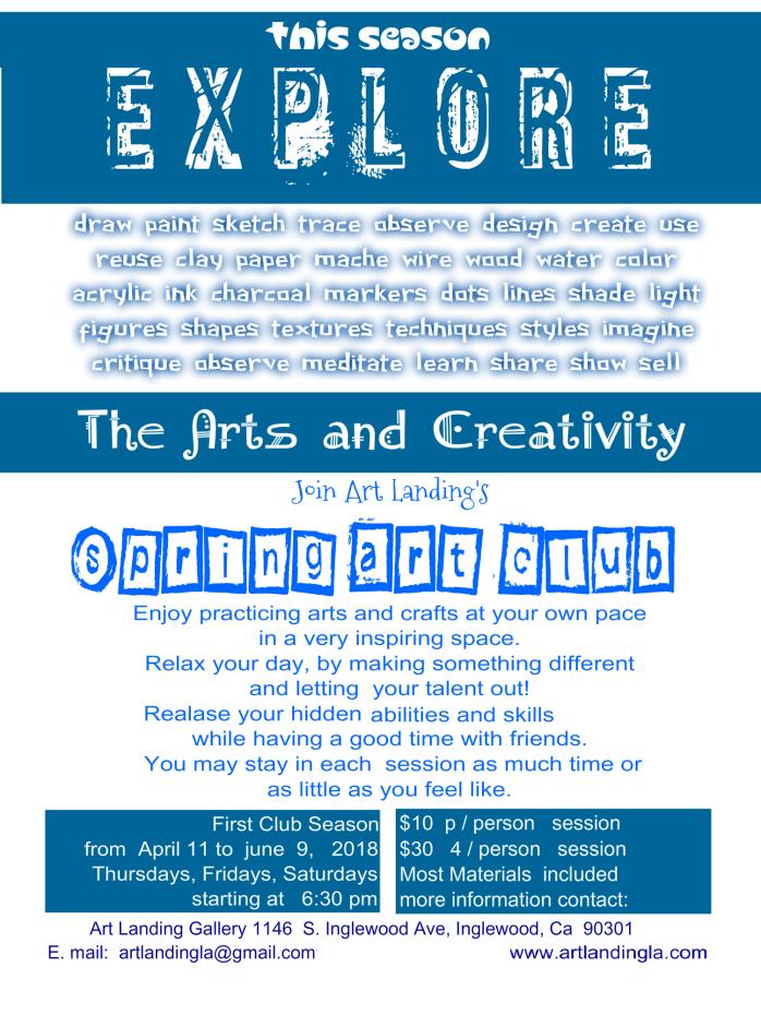 explore arts